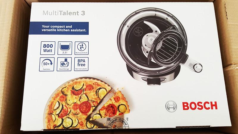 Bosch Multitalent 3 Foodprocessor review | Gewooneenfoodblog.nl